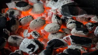 Charcoal as a fuel source
