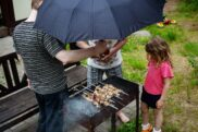 Everything You Need to Know About Grilling in the Rain